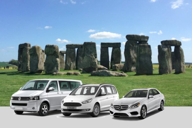 Southampton Cruise terminal to London Via Salisbury & Stonehenge