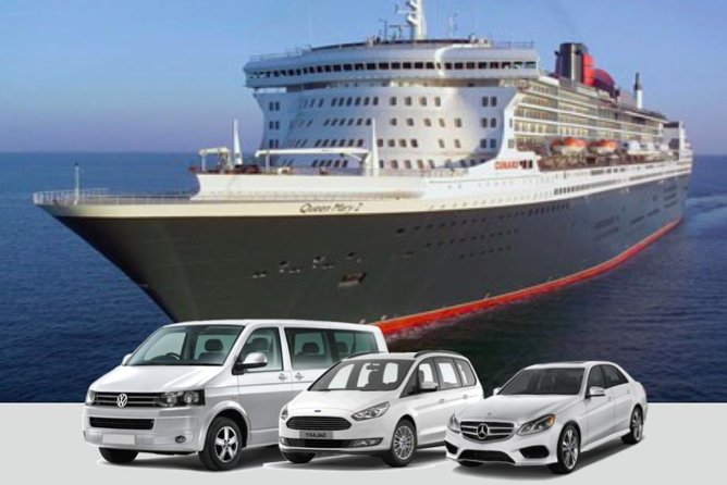 Tilbury Cruise Terminal to London Private Arrival Transfer