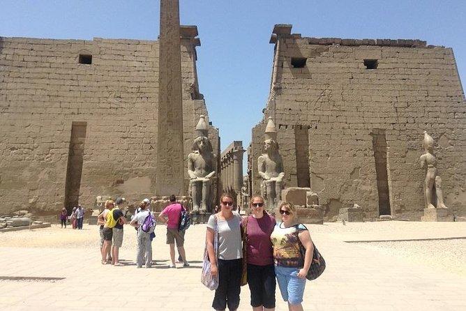 Shore Excursion: Safaga Port Overnight Tour to Luxor (Group Tour)