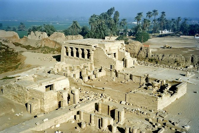 Day tour Abydos and Dendera temples from Luxor photo 1