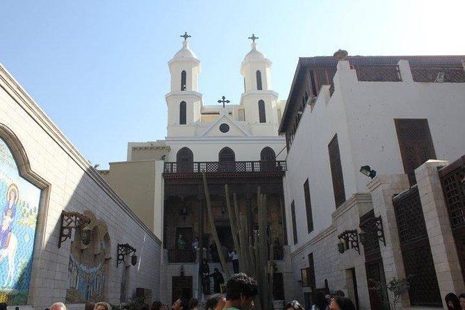 Tour giornaliero del Cairo islamico e cristiano con pranzo incluso