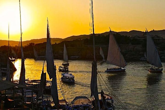 River Nile Felucca Sunset Sail 1-Hour Evening Tour in Cairo | Cairo