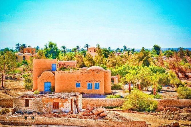 Day Tour to the El Fayoum Pyramids from Cairo