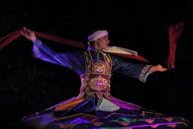Al Tannoura Egyptian Dance Heritage Show at Wekalet El Ghouri