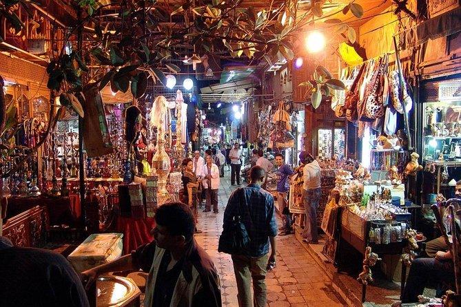 DAY TRIP TO GIZA PYRAMIDS OLD CAIRO CITADELand BAZAAR