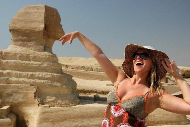 Cairo Half-Day Tour to Giza Pyramids and Sphinx photo 1