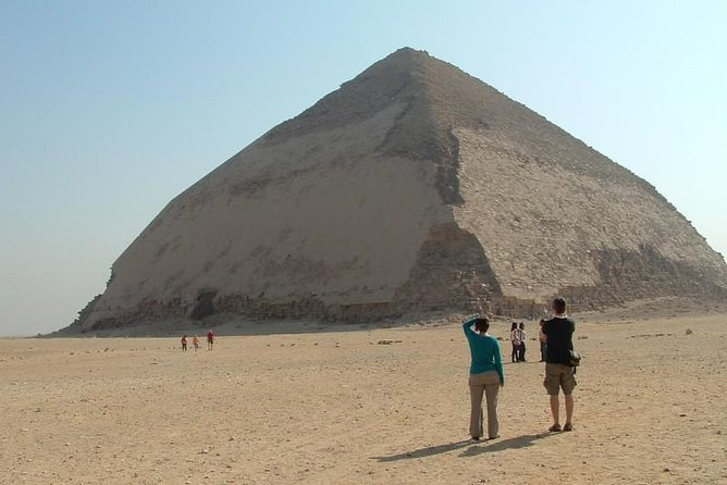 Half-Day Tour from Cairo: Dahshur Pyramids Sakkara and Memphis City photo 6