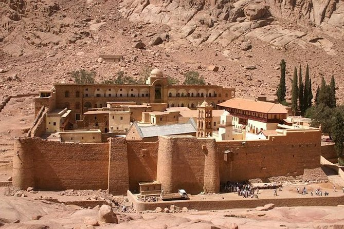 Overnight Trip to Saint Catherine and Mountain Sinai from Cairo