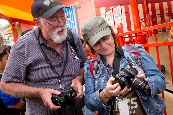 Sydney Walking Tour: Introduction to Photography