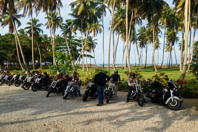 Punta Cana Harley-Davidson Full Day Sightseeing Tour