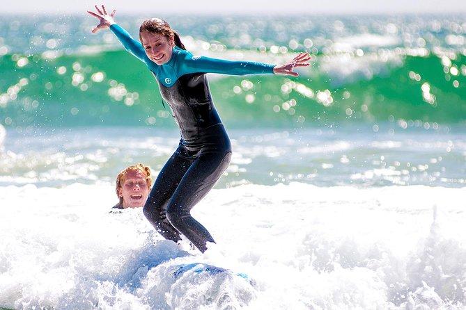 Aulas de surfe em Santa Monica (equipamentos incluídos)