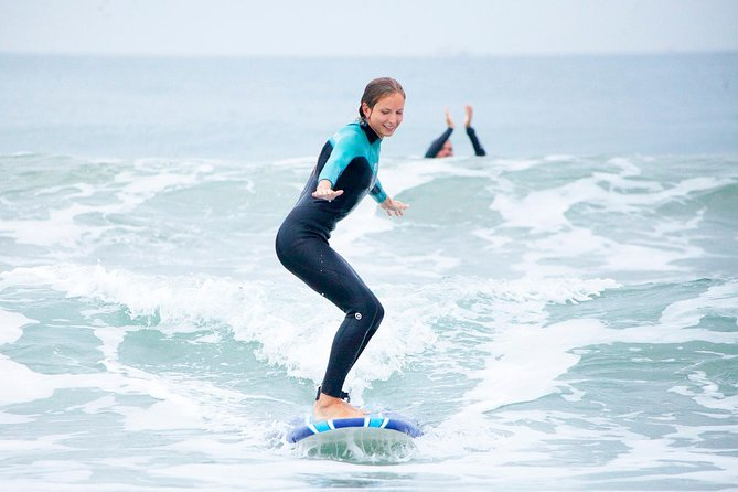 Surf Lesson in Los Angeles, Including Equipment photo 1