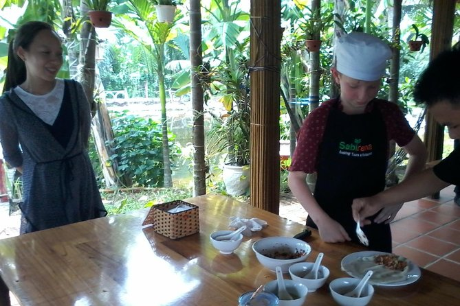 Cooking Tour Experience in an Eco-Tourism Hoi An Village