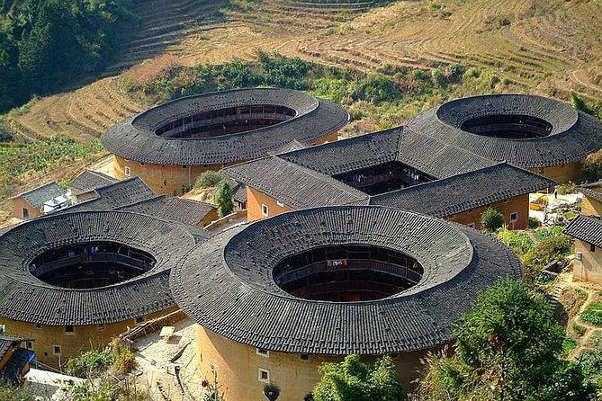 Private Full-Day Fujian Hakka Tulou and Cultural Trip from Xiamen