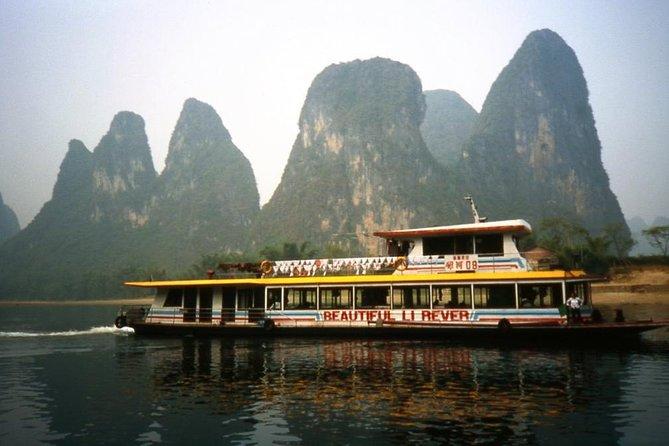 Li-Fluss-Kreuzfahrt Tagesausflug