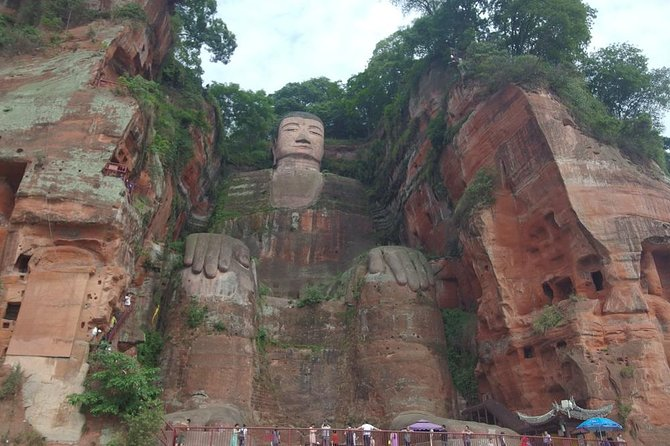 1 Day Guided Tour of Leshan Giant Buddha Via Bullet Train