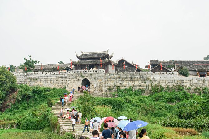 Private Guiyang City Tour: Qingyan Ancient Town, Huaxi Park and Jiaxiu Pavillion photo 1