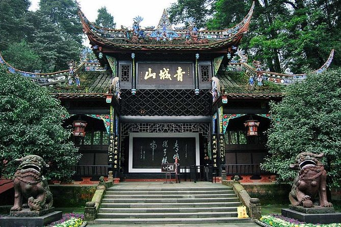 Tour privado de Dujiangyan de 2 días