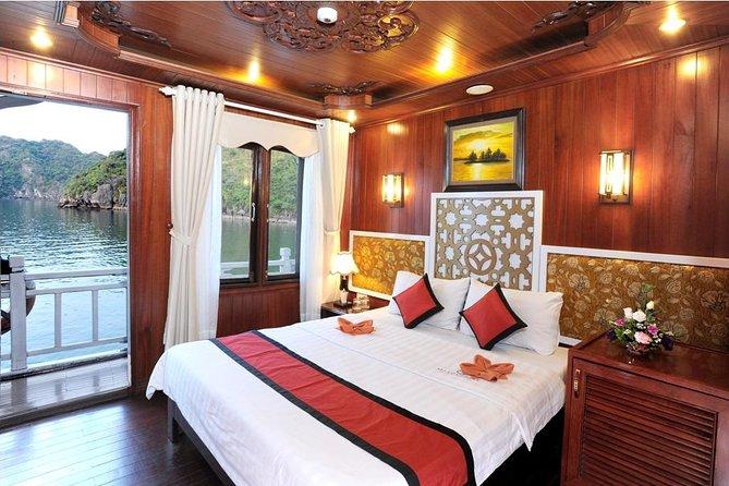 2-Day Halong Bay Overnight - Majestic Superior Cruise
