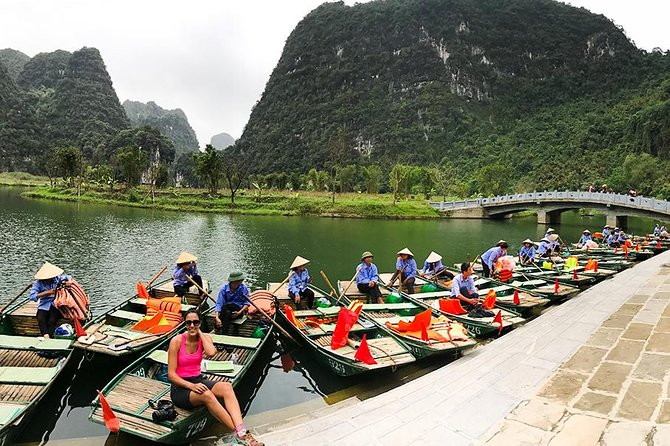 Private Tour: Hoa Lu - Trang An Grottoes full day Excursion