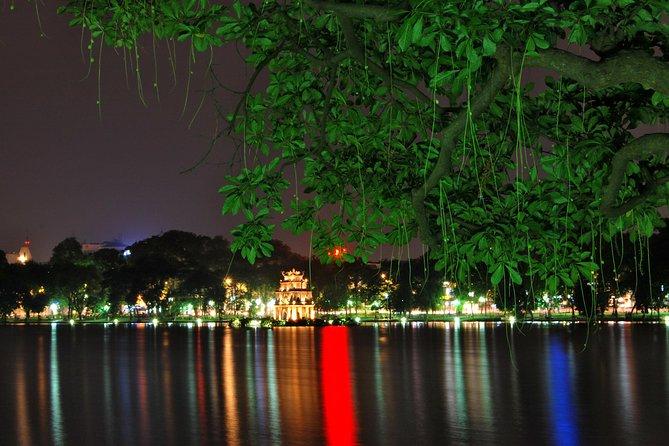 6 Days of Hanoi Romantic City Break at 4 Star Hotel and Halong Bay Overnight Cruise
