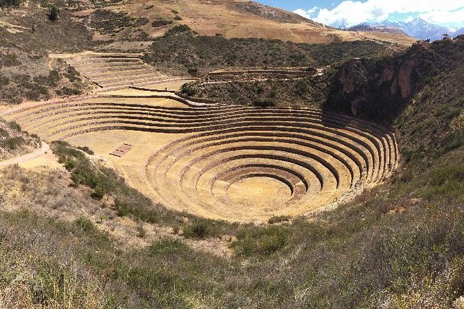 Chinchero, Maras, Moray and Salt Mines from Cusco