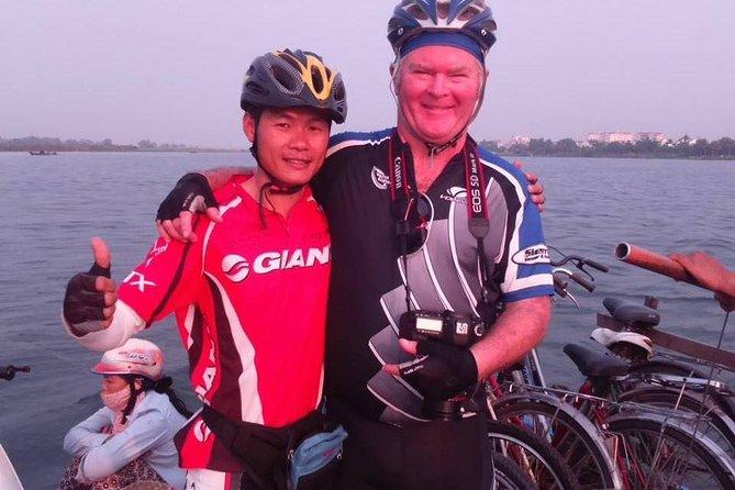 Min Son Backroad cykeltur från Hoi An