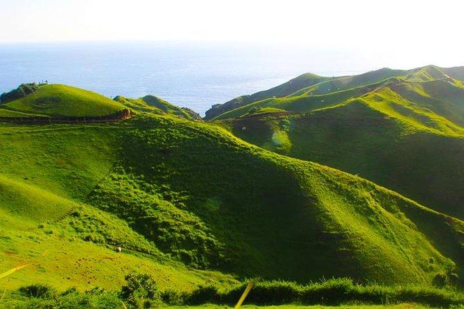 Lush Vayang Rolling Hills in Batanes