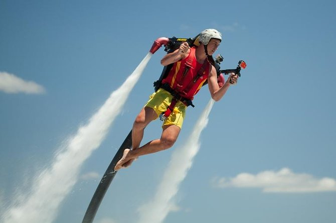 Sydney Jetpack or Flyboard Flight Experience