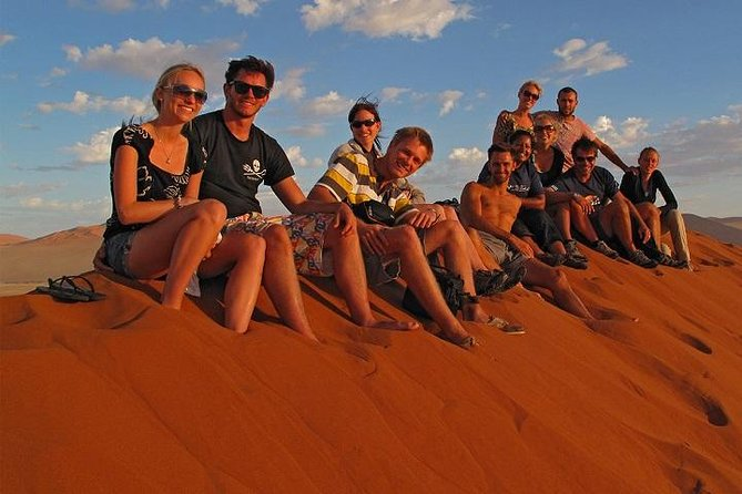 19-Day Desert Tracker Adventure Camping Tour from Cape Town