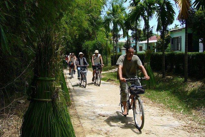Fahrradtour durch das ländliche Vietnam ab Hoi An