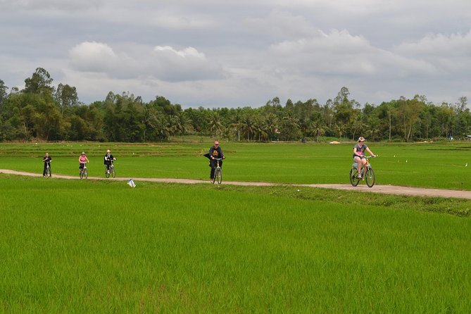 Äventyrscykeltur från Hoi An