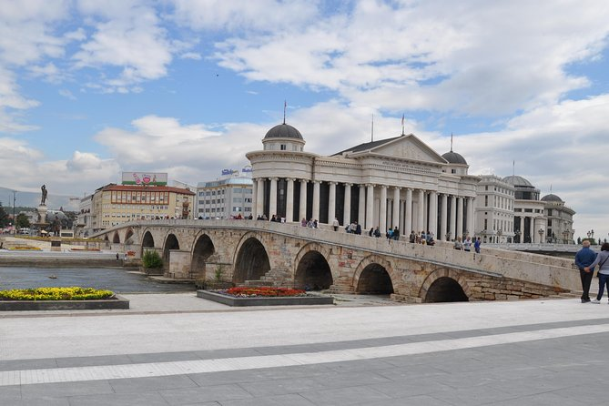 Excursión de fin de semana a Skopje