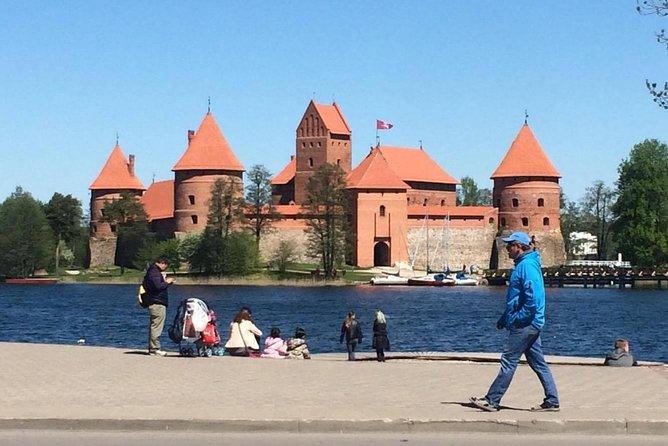 Ganztägige Vilnius-Stadttour und Burg Trakai ab Vilnius