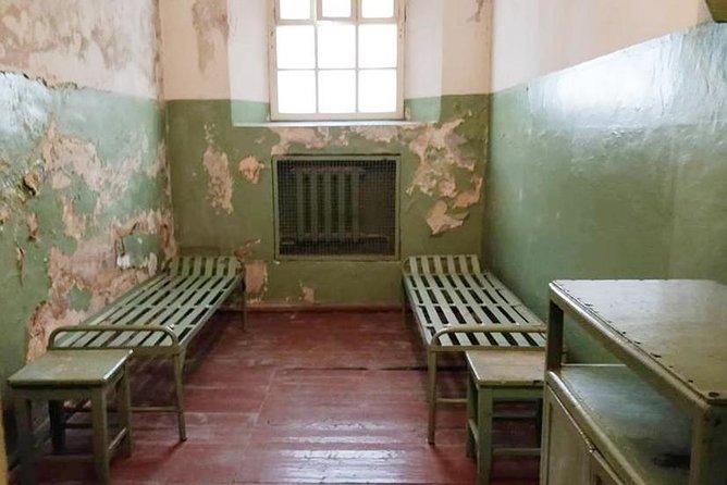 Billet coupe-file: billet d'entrée au musée de l'occupation et de la liberté du KGB