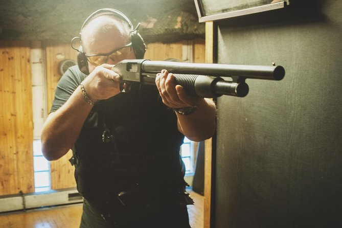 Top Entertainment in Vilnius: Try Real Guns