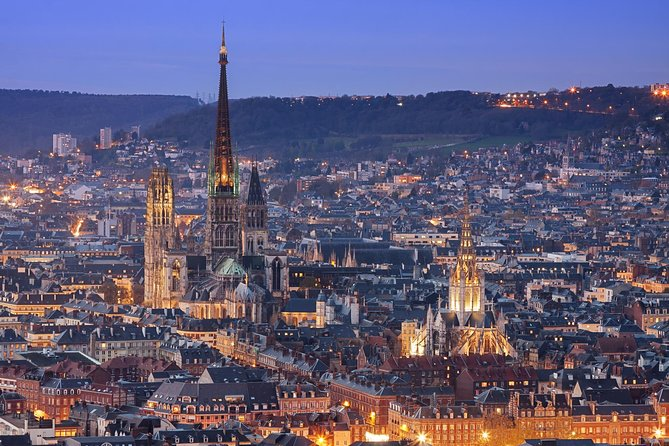 Giverny & Rouen Private Tour from Paris