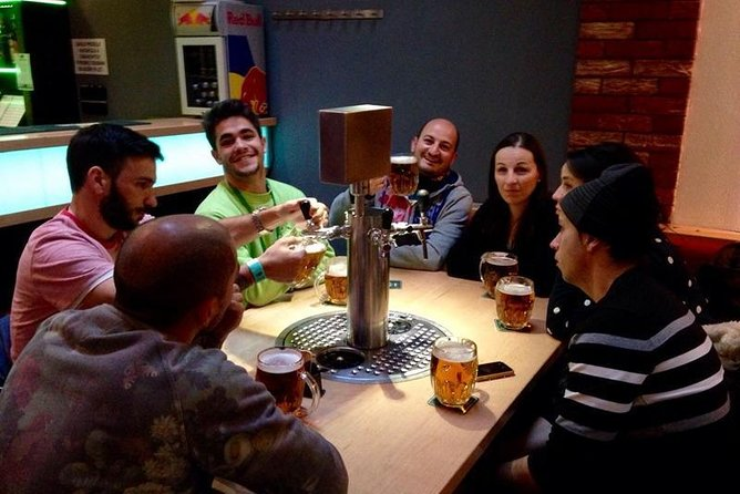 Beer Culture Tour with Beer Tasting in Prague