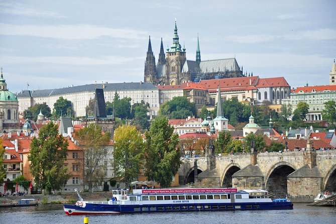 Prague Half-Day City Tour Including Vltava River Cruise photo 1