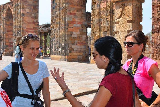 Photo Tour of New Delhi Monuments