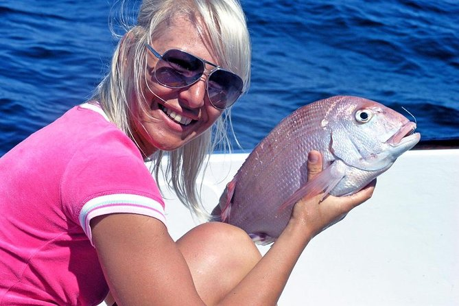 Half-Day Reef Fishing from Vilamoura