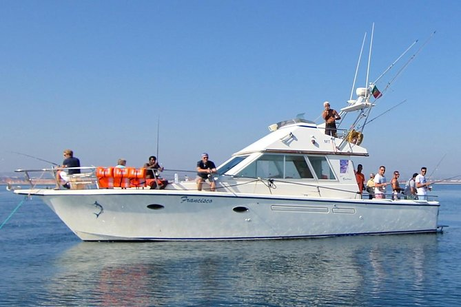 Private Fishing Trips from Vilamoura