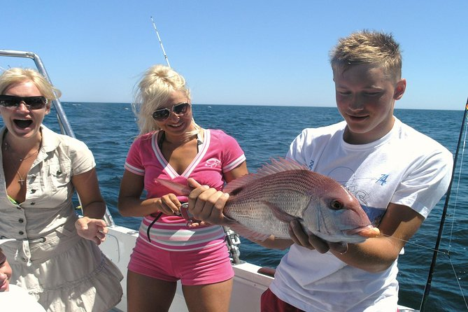 Full-Day Reef Fishing near Albufeira