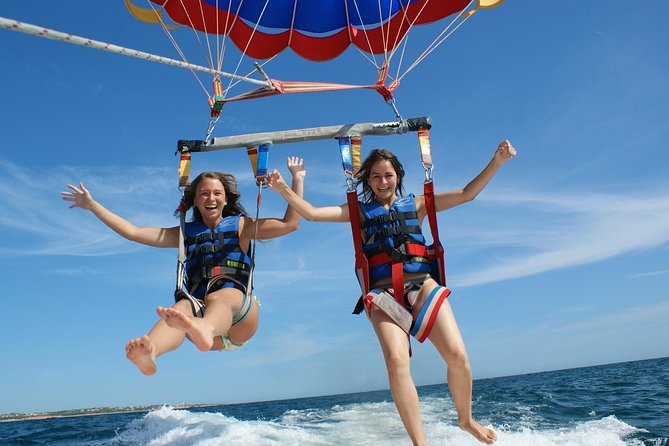 Parasailing Water Activity.. (Full Adrenaline)