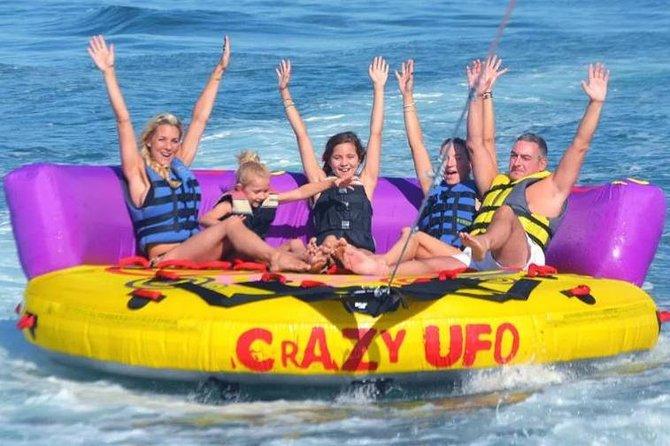Crazy UFO Boat Ride fra Albufeira
