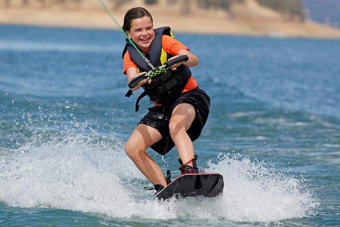 Wakeboard ou ski nautique au départ d'Albufeira , Faro - 2021