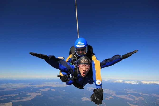 Tandem Skydive in Taupo from 15,000 Feet 2019