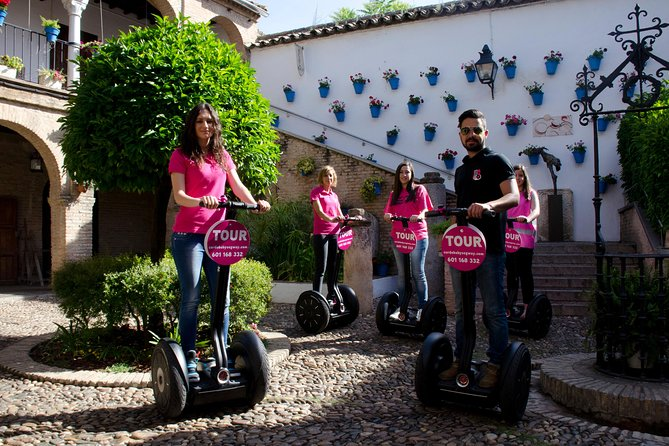 Cordoba Segway 1 hour Sightseeing Tour