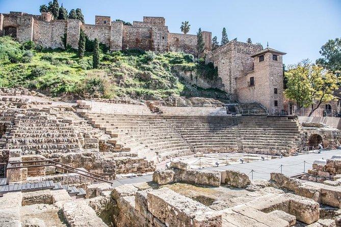 1.5-Hour Roman Theater and Alcazaba Castle Walking Tour