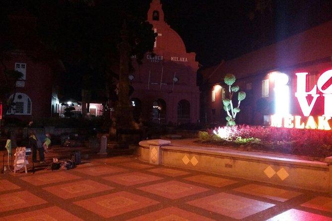 Dutch Square at Night